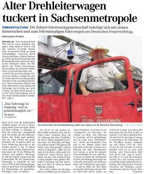 Zeitungsartikel MZ_09.06.2010